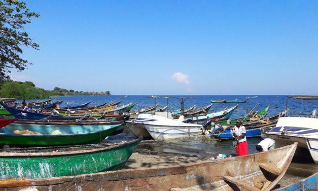 Litare Fishing Village-Litare Island,Homabay Kenya.