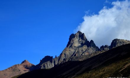 20 photos that will inspire you to visit Mount Kenya.