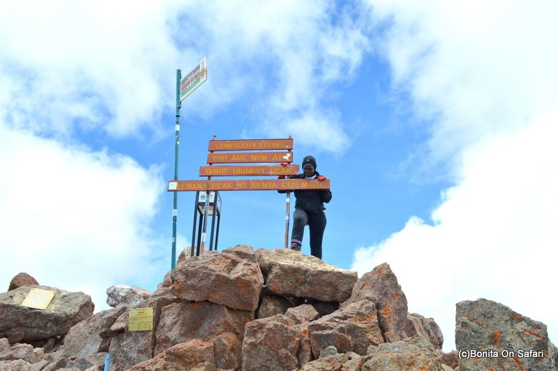 Climbing Mt.Kenya, attempting Point Lenana (4985M): The story behind the glory