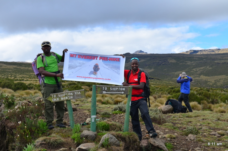 Attempting the unthinkable! The Daring Double that Conquered Mt. Kenya in Half a Day