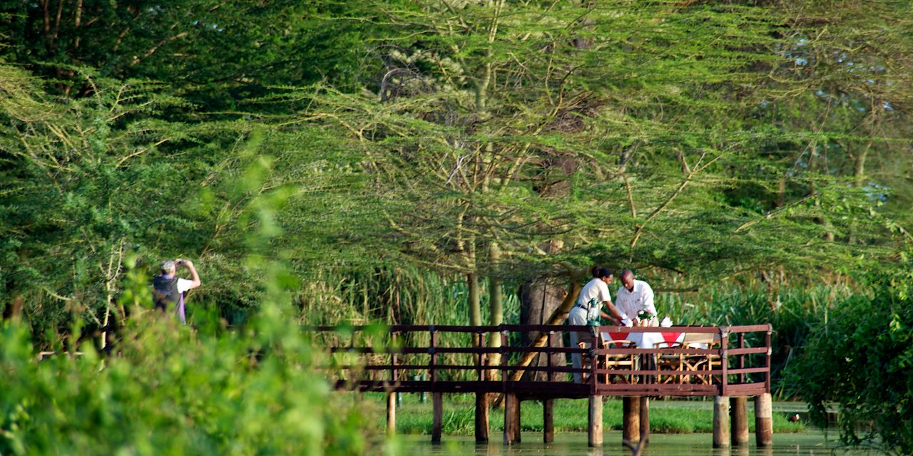 Lost in paradise: A weekend at the Voyager – Ziwani Camp
