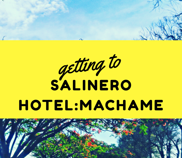 Getting to Salinero Millie Lodge, Machame;Moshi(Tanzania)