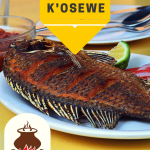 The K'Osewe Delight: Homely meals in the heart of the city!