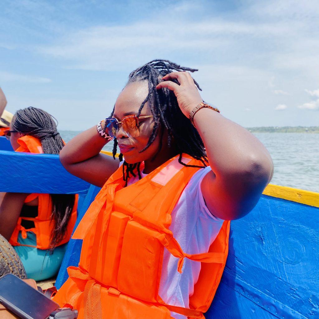 #NowTravelReady Bonita on safari Jambojet
