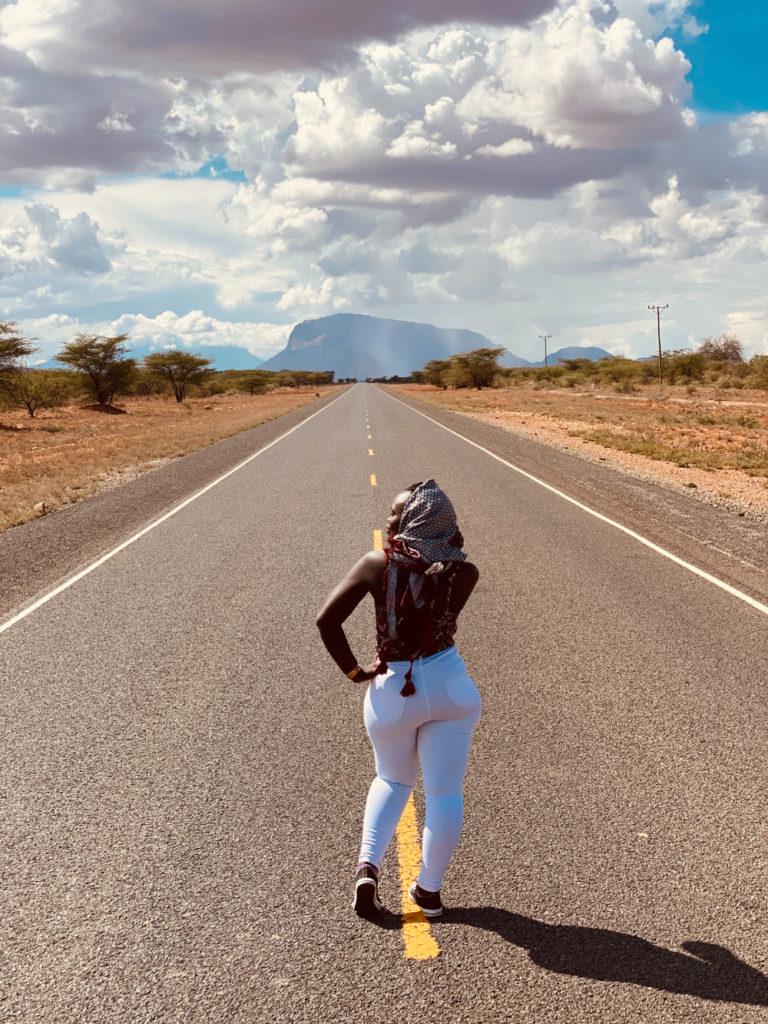 Mt.Ololokwe kilian Tours Marsabit County