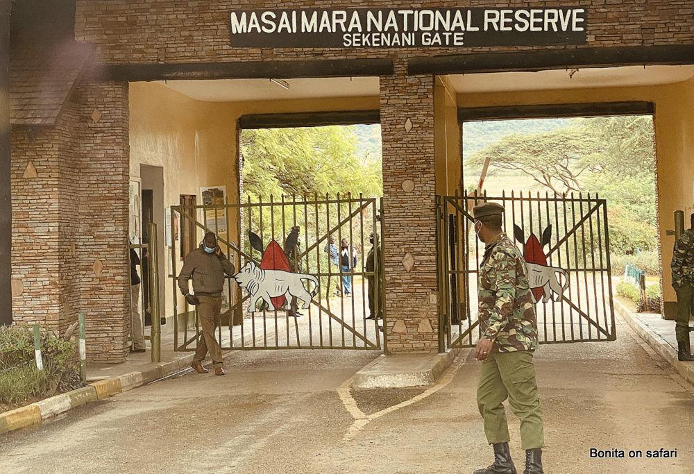 Sekenani Gate Maasai Mara