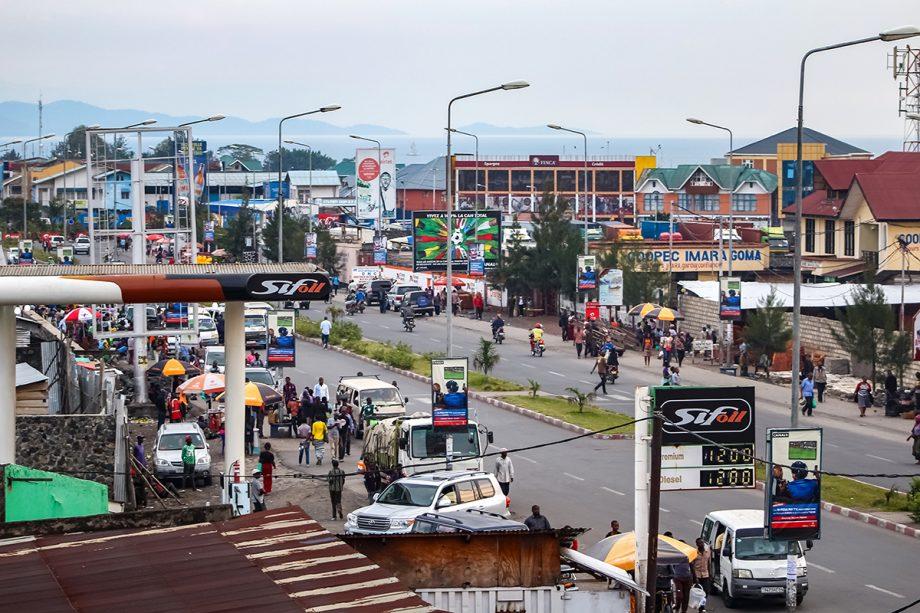 Jambojet in Goma